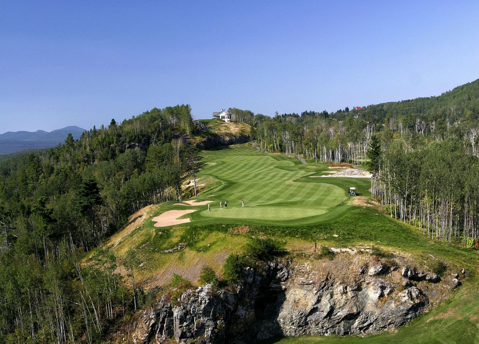 huxham-golf-design-course-architect-award-winning-Manoir Richelieu 2